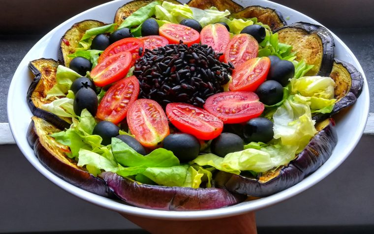BUDDHA BOWL… IN BLACK